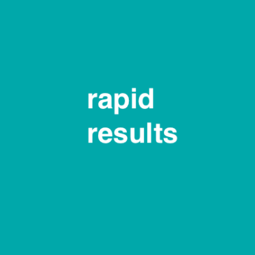 rapid results teal 009999