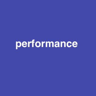 performance programme
